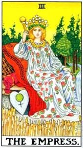 Tarot cards meaning: The Empress