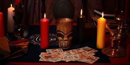Tarot cards divination